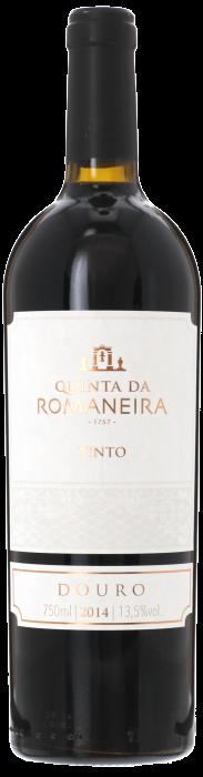 2014 QUINTA DA ROMANEIRA Tinto, Lea & Sandeman