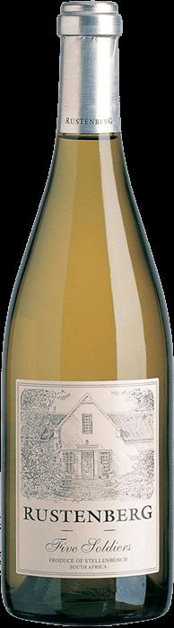 2014 RUSTENBERG Five Soldiers Chardonnay, Lea & Sandeman