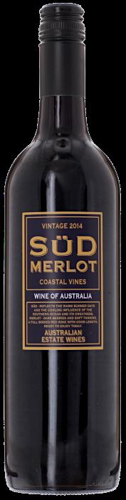 2014 SÜD MERLOT & CO. Merlot Salomon Finniss River Estate, Lea & Sandeman