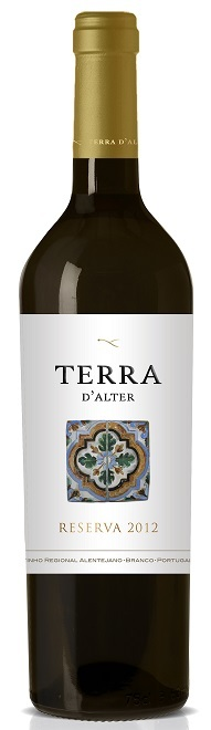 2014 TERRA D'ALTER BRANCO RESERVA Terras d'Alter, Lea & Sandeman