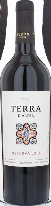 2014 TERRA D'ALTER TINTO RESERVA Terras d'Alter, Lea & Sandeman