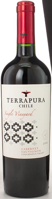 2014 TERRAPURA Single Vineyard Cabernet Sauvignon Viña Terrapura, Lea & Sandeman