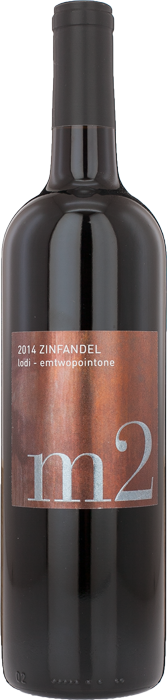 2014 ZINFANDEL emtwopointone m2 Wines, Lea & Sandeman