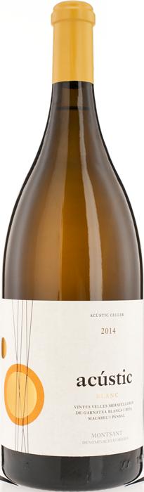 2015 ACÚSTIC BLANC Acústic Celler, Lea & Sandeman