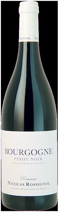 2015 BOURGOGNE Pinot Noir Domaine Nicolas Rossignol, Lea & Sandeman