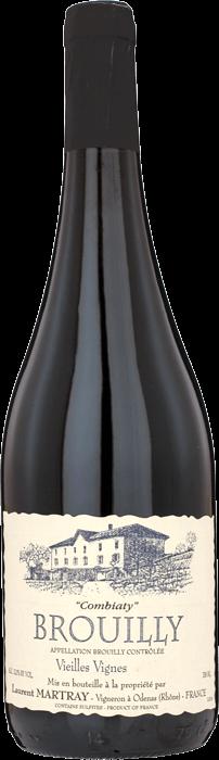 2015 BROUILLY Vieilles Vignes Domaine Laurent Martray, Lea & Sandeman