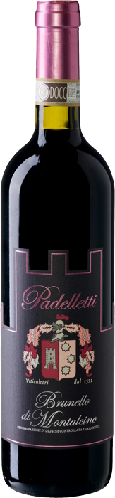 2015 BRUNELLO DI MONTALCINO Padelletti, Lea & Sandeman