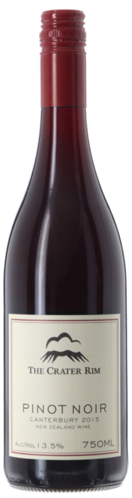 2015 CANTERBURY Pinot Noir The Crater Rim, Lea & Sandeman
