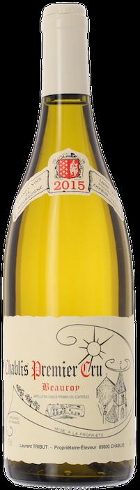 2015 CHABLIS 1er Cru Beauroy Domaine Laurent Tribut, Lea & Sandeman