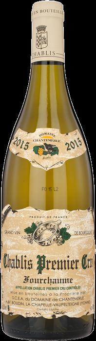 2015 CHABLIS 1er Cru Fourchaume Domaine Adhémar et Francis Boudin, Lea & Sandeman