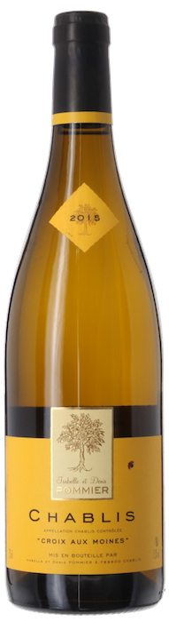 2015 CHABLIS Croix aux Moines Domaine Denis Pommier, Lea & Sandeman