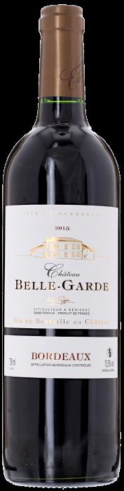 2015 CHÂTEAU BELLE GARDE Bordeaux, Lea & Sandeman