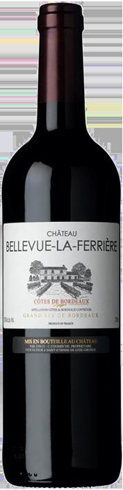 2015 CHÂTEAU BELLEVUE LA FERRIÈRE Côtes de Bordeaux, Lea & Sandeman