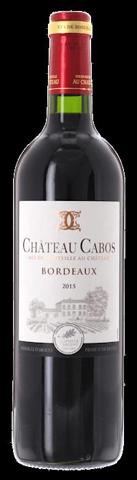 2015 CHÂTEAU CABOS Bordeaux, Lea & Sandeman