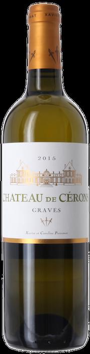 2015 CHÂTEAU DE CÉRONS Blanc Graves, Lea & Sandeman