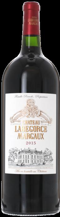2015 CHÂTEAU LABÉGORCE Cru Bourgeois Supérieur Margaux, Lea & Sandeman