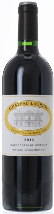 2015 CHÂTEAU LAURIOL Côtes de Francs, Lea & Sandeman