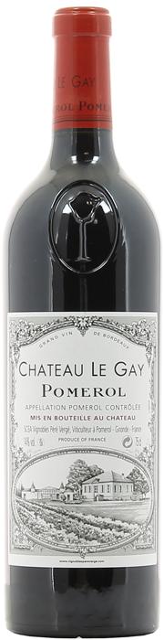 2015 CHÂTEAU LE GAY Pomerol, Lea & Sandeman