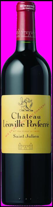 2013-CHÂTEAU-LÉOVILLE-POYFERRÉ-2ème-Cru-Classé-Saint-Julien