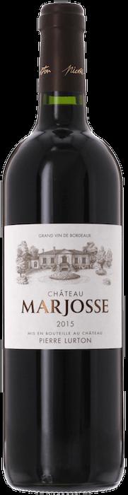 2015 CHÂTEAU MARJOSSE Bordeaux Supérieur, Lea & Sandeman