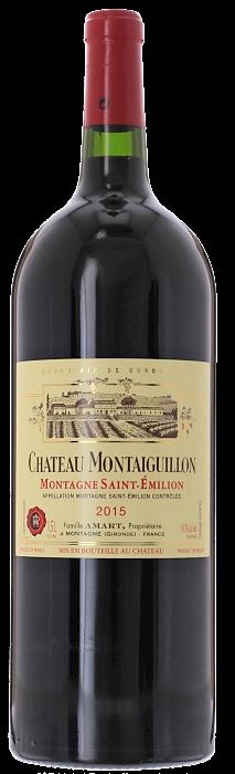 2015 CHÂTEAU MONTAIGUILLON Montagne Saint Emilion, Lea & Sandeman