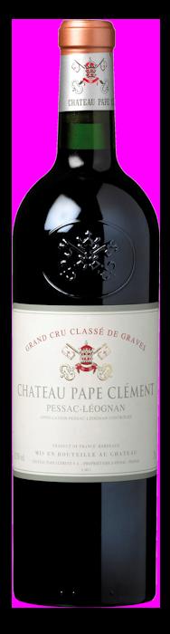2013-CHÂTEAU-PAPE-CLEMENT-Cru-Classé-Pessac-Léognan-Château-Pape-Clement