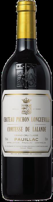 2015 CHÂTEAU PICHON LALANDE 2ème Cru Classé Pauillac, Lea & Sandeman