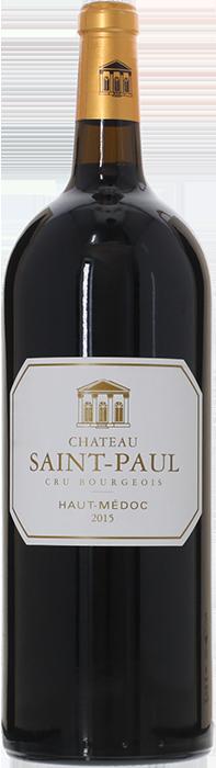2015 CHÂTEAU SAINT PAUL Cru Bourgeois Médoc, Lea & Sandeman