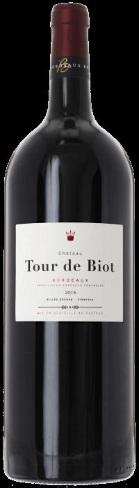 2015 CHÂTEAU TOUR DE BIOT Bordeaux, Lea & Sandeman