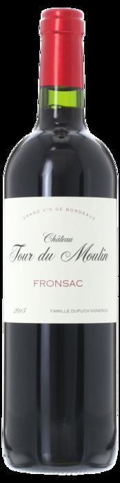2015 CHÂTEAU TOUR DU MOULIN Fronsac, Lea & Sandeman