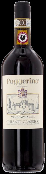 2015 CHIANTI CLASSICO Poggerino, Lea & Sandeman