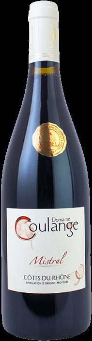 2015 CÔTES DU RHÔNE Rouge Cuvée Mistral Domaine Coulange, Lea & Sandeman