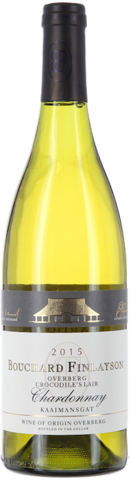 2015 CROCODILE'S LAIR Chardonnay Bouchard Finlayson, Lea & Sandeman