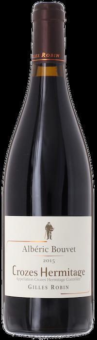 2015 CROZES HERMITAGE Cuvée Albéric Bouvet Domaine Gilles Robin, Lea & Sandeman