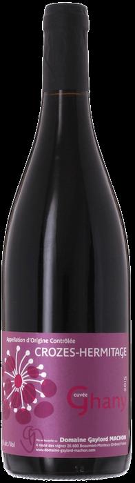 2015 CROZES HERMITAGE Cuvée Ghany Domaine Gaylord Machon, Lea & Sandeman