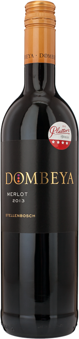 2015 DOMBEYA Merlot, Lea & Sandeman