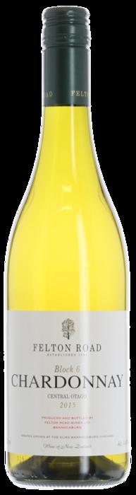 2015 FELTON ROAD Block 6 Chardonnay, Lea & Sandeman
