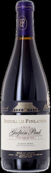 2015 GALPIN PEAK Pinot Noir Bouchard Finlayson, Lea & Sandeman