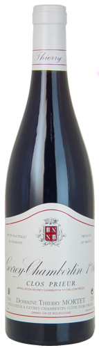 2015 GEVREY CHAMBERTIN 1er Cru Clos Prieur Domaine Thierry Mortet, Lea & Sandeman