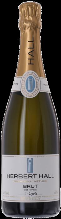 2015 HERBERT HALL Brut English Sparkling Wine, Lea & Sandeman