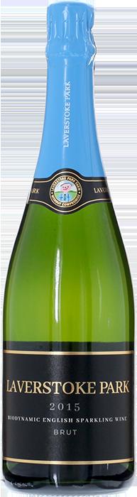 2015 LAVERSTOKE PARK Biodynamic Brut English Sparkling Wine Laverstoke Park, Lea & Sandeman