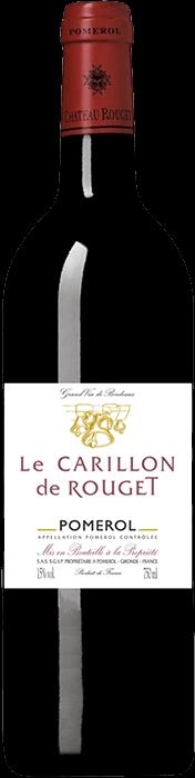 2015 LE CARILLON DE ROUGET Pomerol Château Rouget, Lea & Sandeman