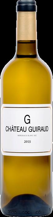 2015 LE G DE GUIRAUD Bordeaux Blanc Château Guiraud, Lea & Sandeman
