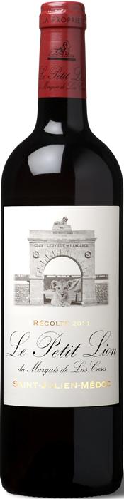 2015 LE PETIT LION Saint Julien Château Leoville Las Cases, Lea & Sandeman