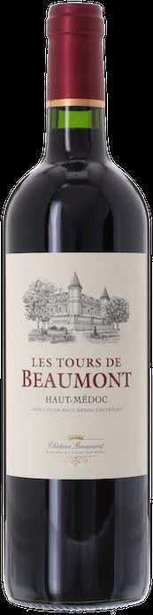2015 LES TOURS DE BEAUMONT Haut Médoc, Lea & Sandeman