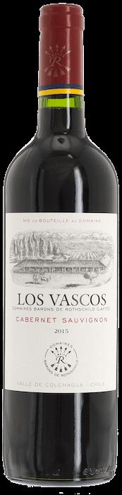 2015 LOS VASCOS Cabernet Sauvignon, Lea & Sandeman