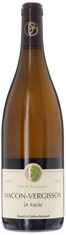 2015 MÂCON VERGISSON La Roche Domaine Daniel Barraud