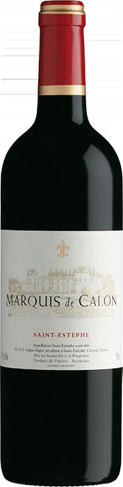 2014 MARQUIS DE CALON du Château Calon Ségur Saint Estèphe, Lea & Sandeman
