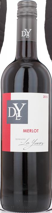2015 MERLOT Domaine les Yeuses, Lea & Sandeman