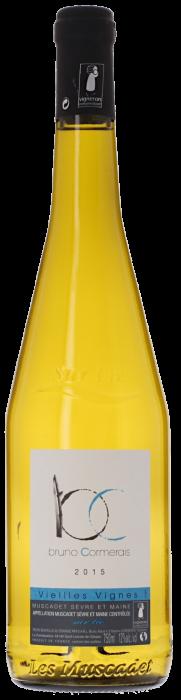 2015 MUSCADET SÈVRE ET MAINE Vieilles Vignes Sur Lie Domaine Bruno Cormerais, Lea & Sandeman